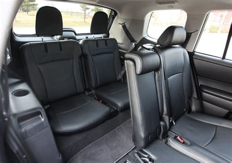 does toyota venza third row seating toyota venza interior 3rd row seat html autos post