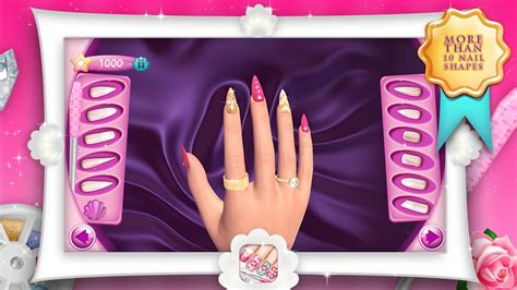 fashion nails  girls game android apps  google play