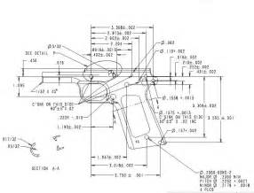 Blueprint Pdf Weaponeer Forums 1911 Frame Blueprints
