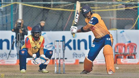 epl in nepal everest premier league warriors storm into final rout