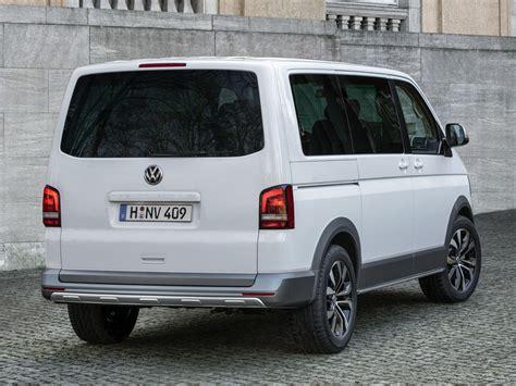 vw minivan 2014 geneva 2014 volkswagen multivan alltrack concept
