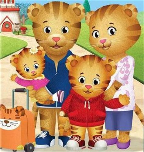"new episodes of ""daniel tiger's neighborhood"" premiere may"