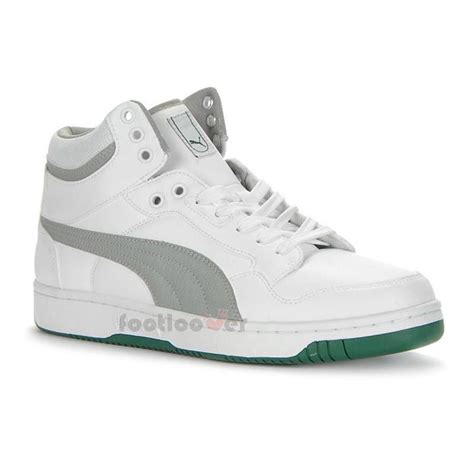 basketball casual shoes new rebound fs 4 mid 354909 06 mens white basketball