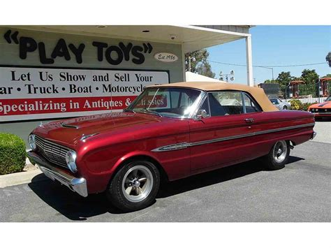 1963 Ford Falcon For Sale by 1963 Ford Falcon For Sale Classiccars Cc 1010055