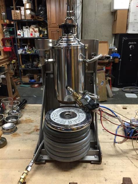 diy lever espresso machine diy dipper lever lever espresso machines