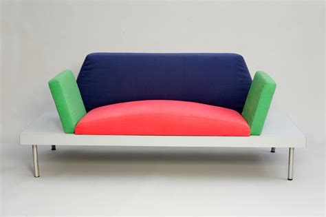 memphis couch why a once hated 1980s design movement is making a