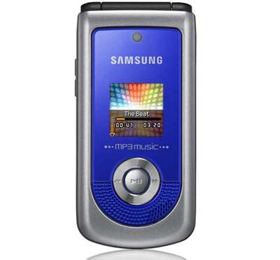 samsung m2310 telefoon review en specificaties
