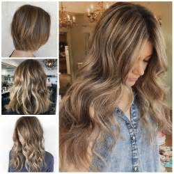 lowlights for light brown hair 2017 light brown hair with highlights and lowlights best
