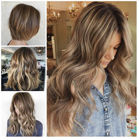 best hair highlight trends this year hairstyle with highlights fade haircut