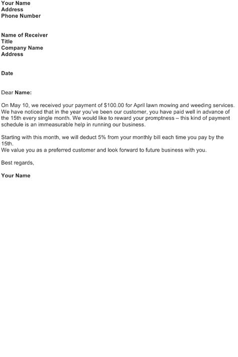 Sle Payment Reminder Letter To Customer customer thank you letter for payment 28 images sle