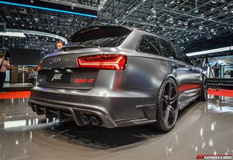 Audi Rs6 R Abt by Audi Rs6 R Abt Newsdiauto