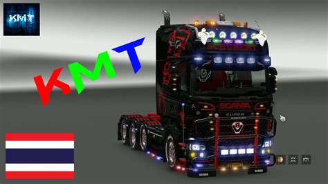 mod xe game euro truck simulator 2 thailand euro truck simulator 2 mod scania r tuning