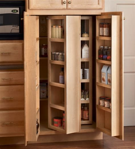 Wooden Kitchen Pantry Cabinet Wonderful Wooden Pantry Cabinet Excellent Storage Ideas