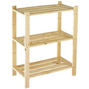 etag 232 re bois 3 tablettes l 75 x h 90 x p 40 cm castorama