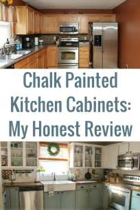 Ideas with painting kitchen cabinets with chalk paint chalk painted