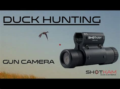 best duck hunting caught on video – by shotkam gun camera