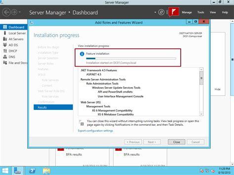 install windows 10 via wsus 9