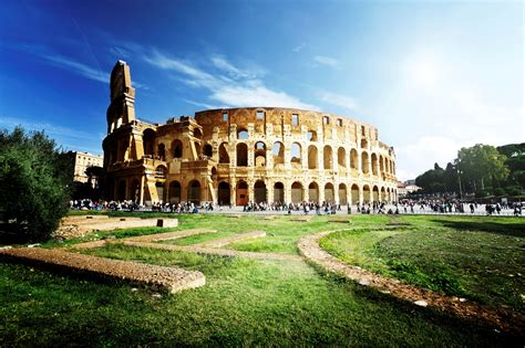 Great Blogs About Rome by Landmarks In Europe Leger Holidays