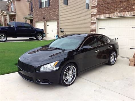 nissan maxima fast sell used customized 2009 nissan maxima new condition