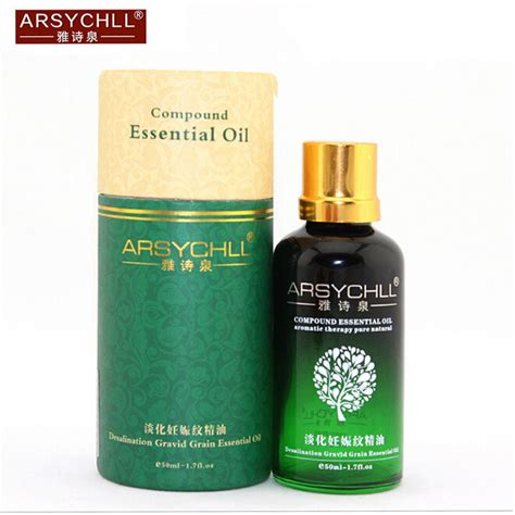 aliexpress com buy scar removal lavender essential oil 50ml arsychll stretch mark remover essential oil powerful