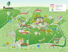 map of florida resorts wyndham reunion orlando florida