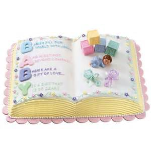 Baby Shower Cake Pans by Best 20 Open Book Cakes Ideas On Book Cakes