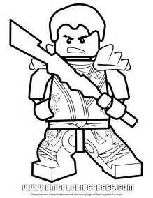 Lego Ninjago Jay Coloring Page  HM Pages sketch template