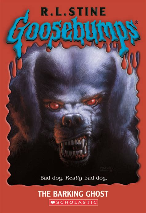 the barking goosebumps the barking ghost reading counts