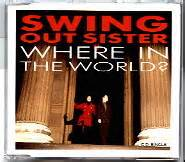 swing out sister where in the world swing out sister cd single at matt s cd singles