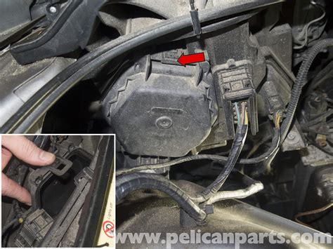 2004 bmw x3 light bulb replacement pelican technical article bmw x3 headlight and turn