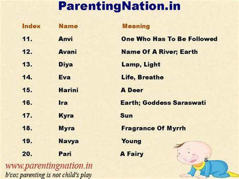 best 25 name list ideas on name of 25 best ideas about indian baby names on
