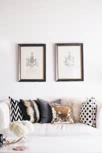 Decorative Pillows At Target Living Room Refresh The Life Styled