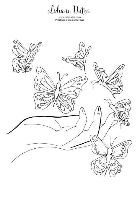 Desenhos para colorir (e enfrentar o isolamento) — Lidiane