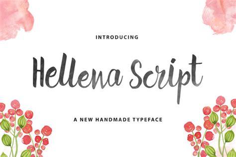Handmade Script Font - handmade font bundle