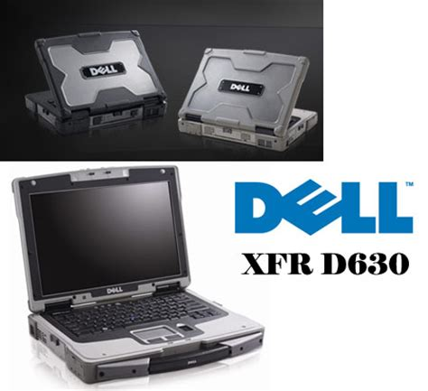 dell xfr d630 fully ruggedized notebook shipped techgadgets