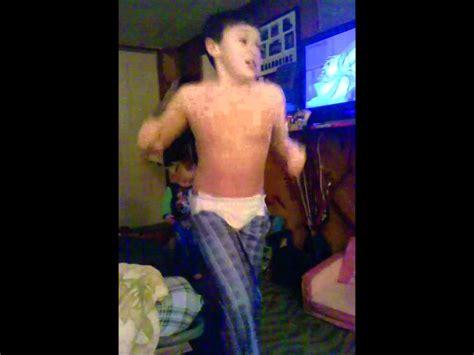 Boy Xavitos | dancing diaper boy youtube