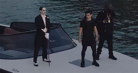 purple lamborghini video boat jared leto stars as the joker in skrillex rick ross