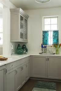 Benjamin Moore Kitchen Cabinet Paint Colors by Gray Kitchen Cabinet Colors Contemporary Kitchen