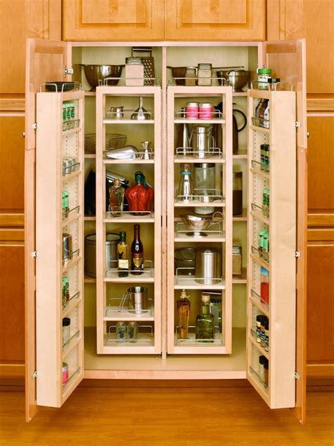 small kitchen pantry cabinet pantry designs for small kitchens 5 ideas for all your stuff fit in the space all
