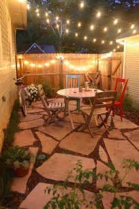 Outdoor Patio Ideas Pinterest by 26 Breathtaking Yard And Patio String Lighting Ideas Will