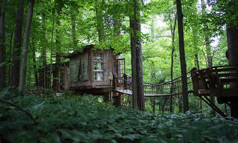 treehouse vacations airbnb treehouses atlanta treehouse vacation rental 3