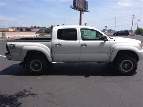 Toyota Tacoma Baja For Sale Sell New 2014 Toyota Tacoma V6 Cab 4x4 Tx Baja In