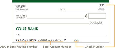 bank routing iamsport