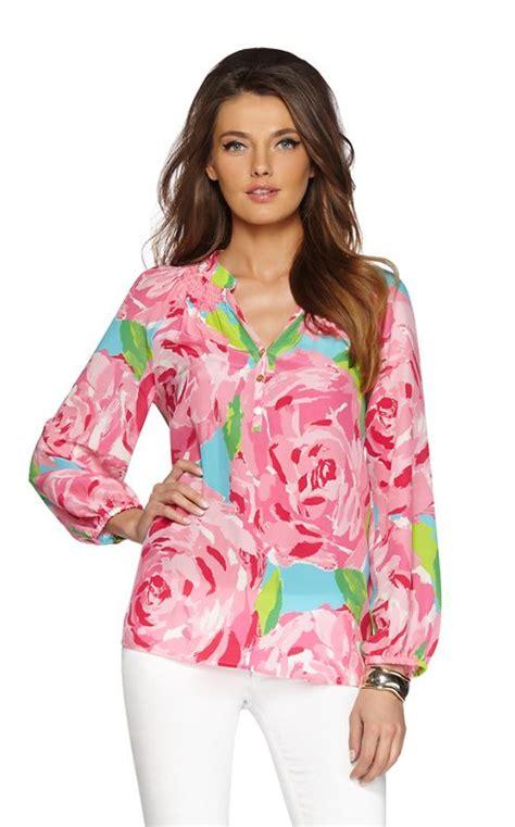 Syari List Elsa Pink elsa top hotty pink impression wish list lilly
