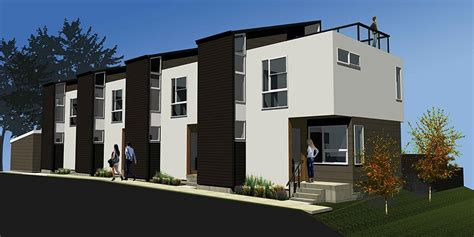contemporary townhouse design and construction modern townhouse ul townhouses