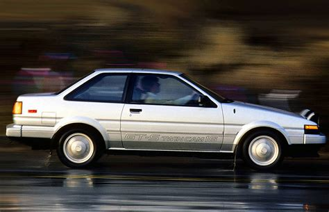1985 Toyota Corolla Gt S 1985 Toyota Corolla Gt S Coupe Classic Cars Today