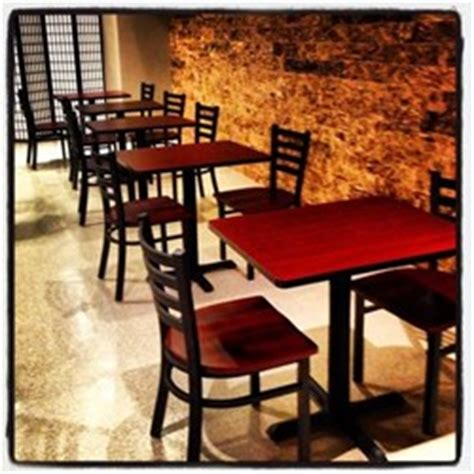upholstery supplies nj restaurant furniture supply teams up with tangerine asian