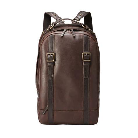 Fossil Back Pack fossil estate top zip backpack mbg9108 fossil 174