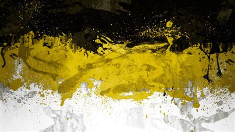 wallpaper hd black and yellow black and yellow wallpaper 24 hd wallpaper