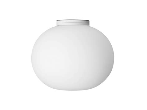 buy the flos glo zero ceiling wall light at nest co uk